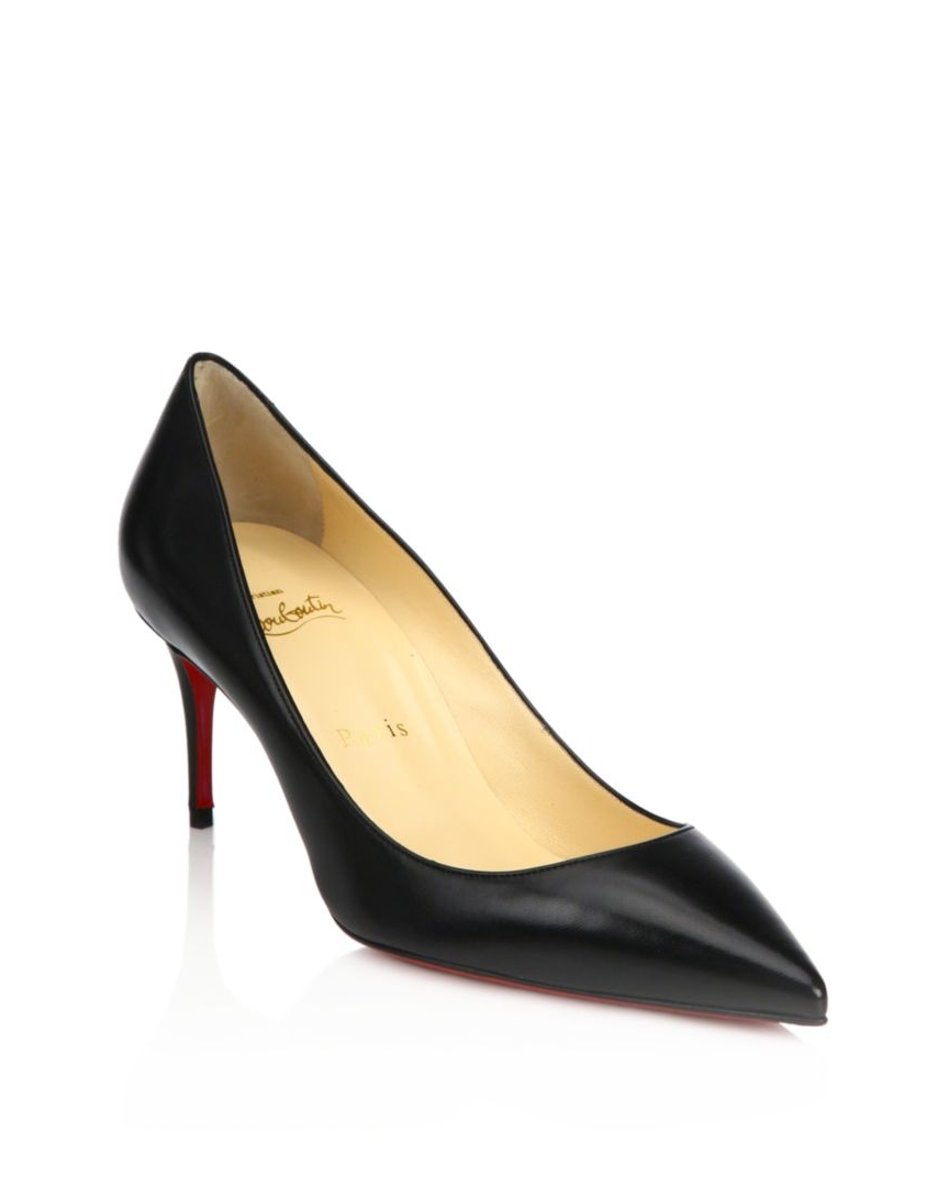 louboutin decollete