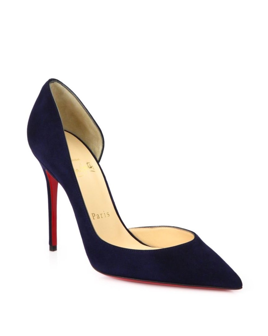 8983061f1067 Christian Louboutin Iriza 100 Reviews and prices Only Best Shoes