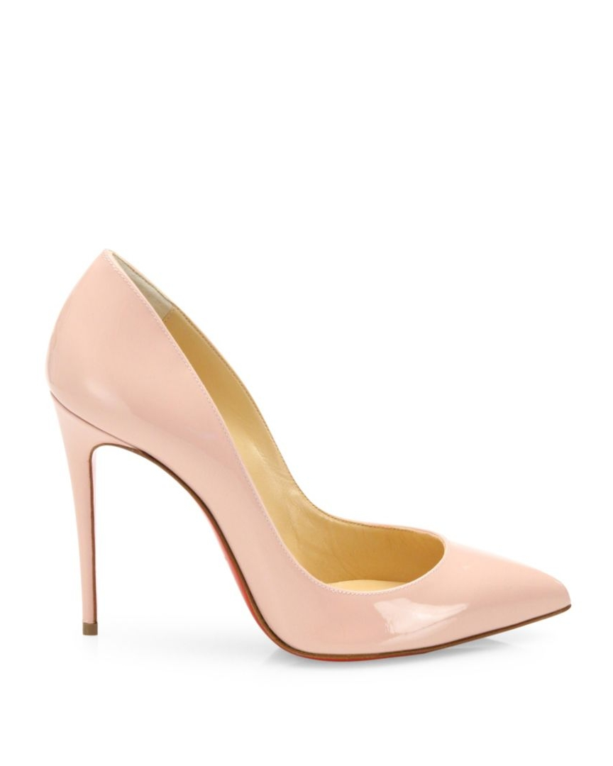 promo code 13ff1 f01f0 Christian Louboutin Pigalle Follies Reviews and Sizing