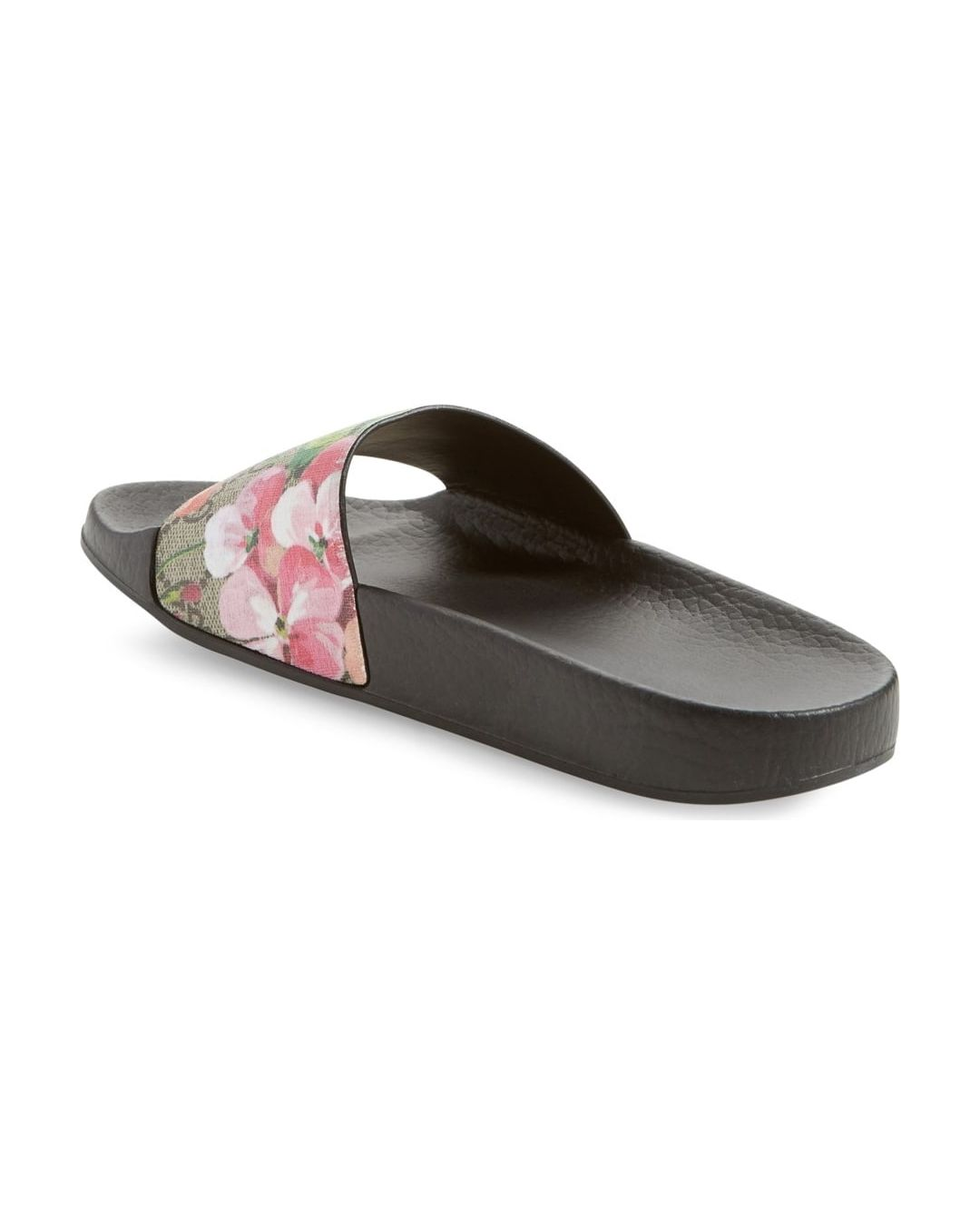23effb5e999 Gucci GG Blooms Supreme Slide Sandals Reviews and prices Only Best Shoes