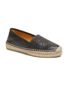 gucci leather espadrille obs 01 220x275 - Designer Shoe Reviews
