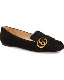 gucci marmont flats obs 01 220x275 - Designer Shoe Reviews