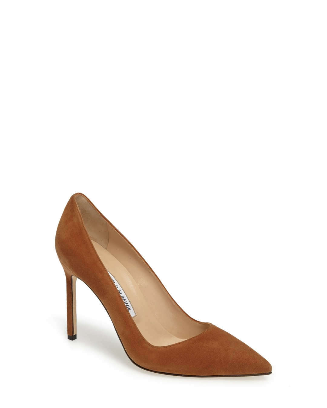 81a5df9558c53 Manolo Blahnik BB Suede 105mm Reviews and Sizing
