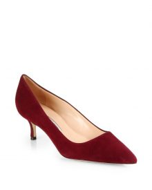 manolo blahnik bb suede pump 50mm obs 01 220x275 - Designer Shoe Reviews