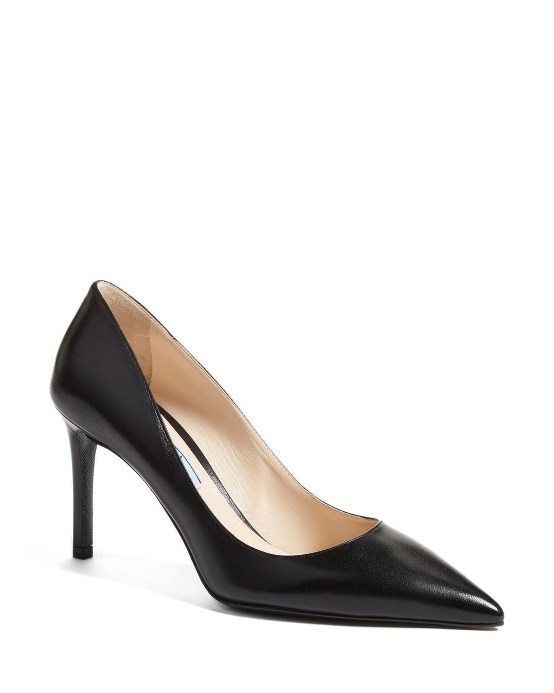 ad4128c28f46 Prada Pointy Toe Pump 85mm. 381. evening · office · heels