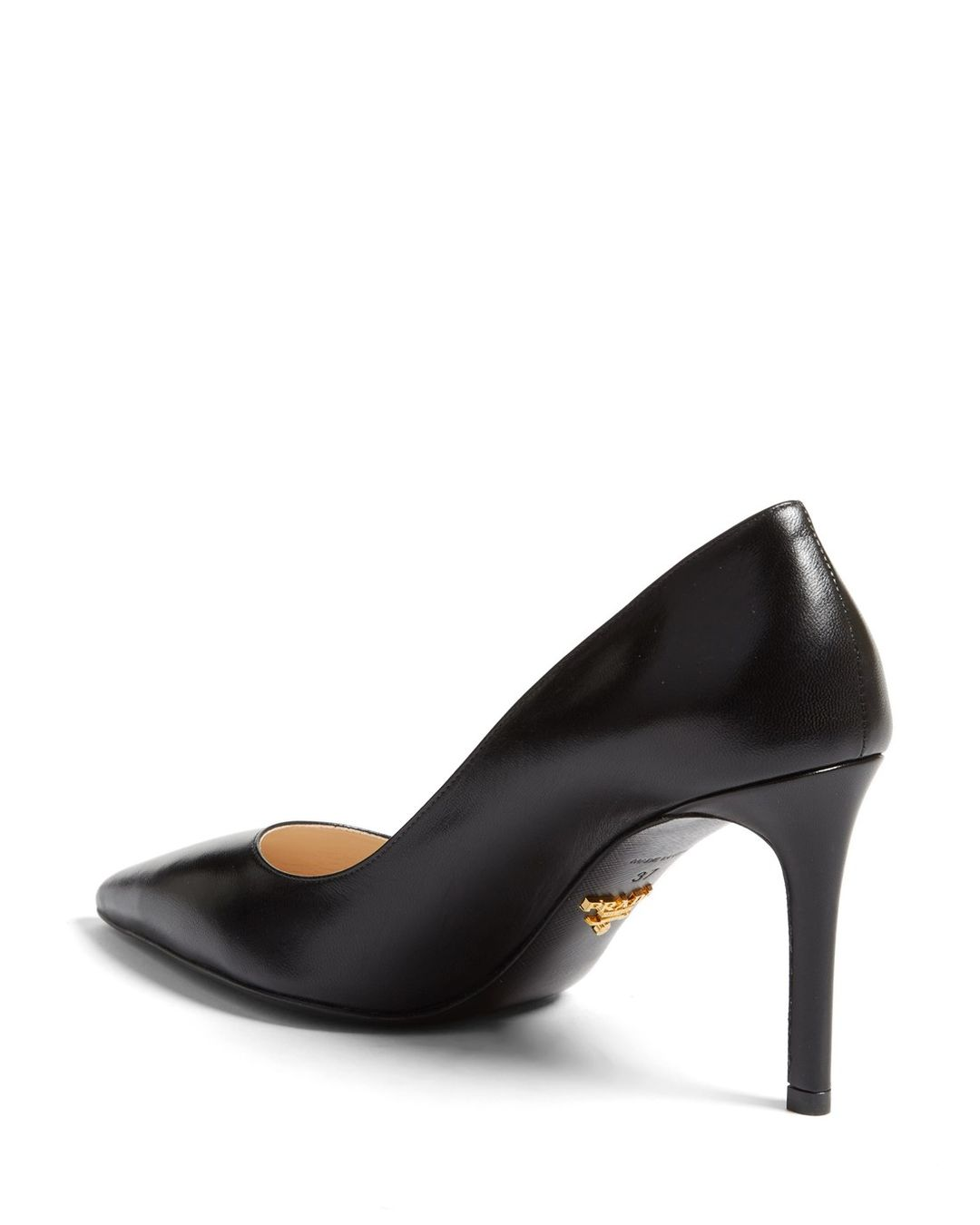4be5d309544 Where to Buy. Italist. Prada Pointed Toe Pumps