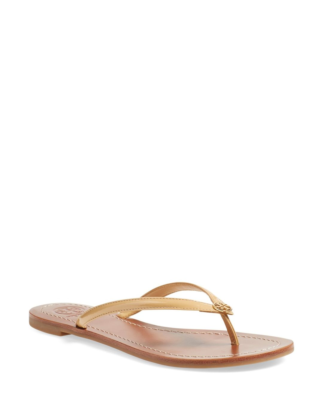 0407abc1fd3c Tory Burch Terra Flip Flop Reviews and Sizing – Only Best Shoes