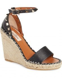 valentino garavani rockstud espadrille wedge obs 01 220x275 - Designer Shoe Reviews