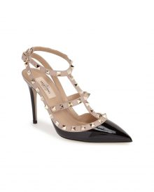 valentino garavani rockstud t strap pump 100mm obs 01 220x275 - Designer Shoe Reviews
